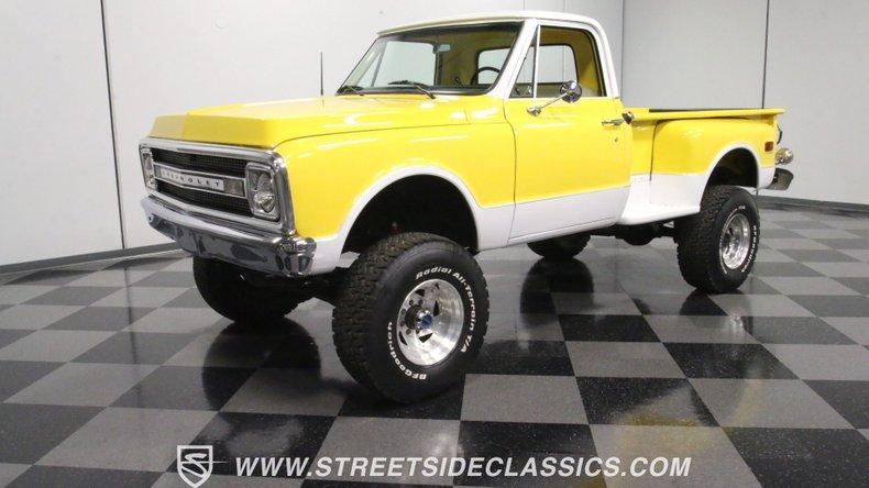 For Sale: 1967 Chevrolet K-20
