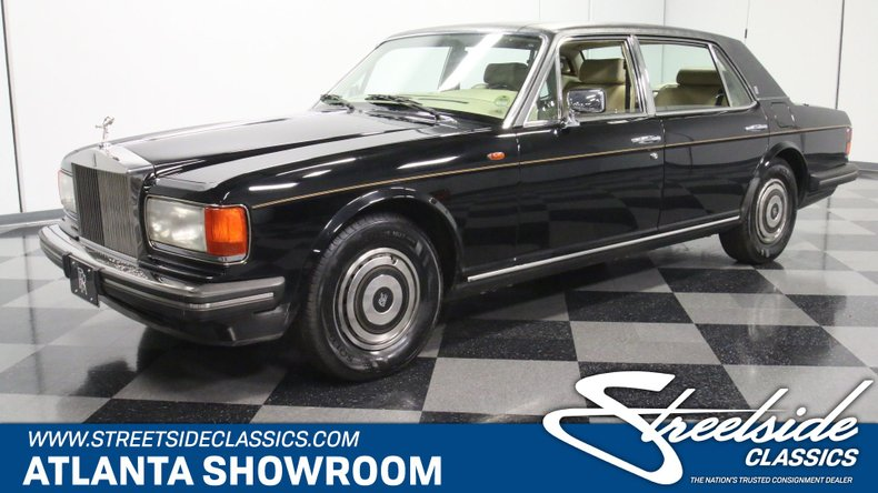 For Sale: 1988 Rolls-Royce Silver Spur