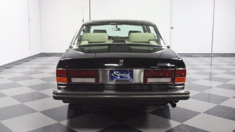 1988 Rolls-Royce Silver Spur 11