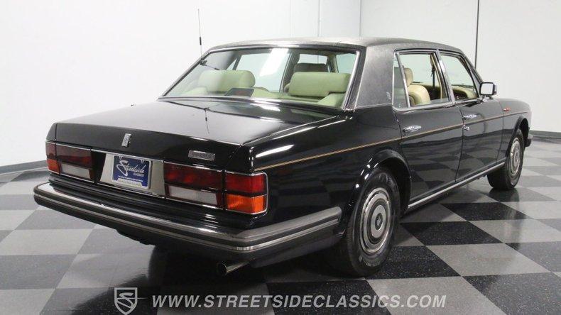1988 Rolls-Royce Silver Spur 13