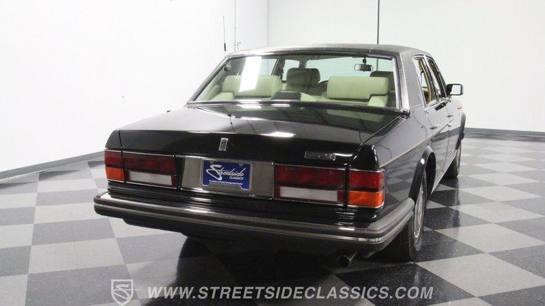 1988 Rolls-Royce Silver Spur 12