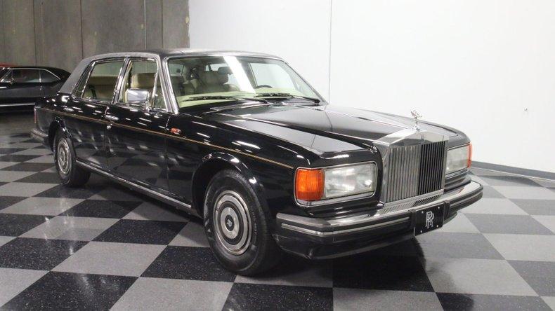 1988 Rolls-Royce Silver Spur 17