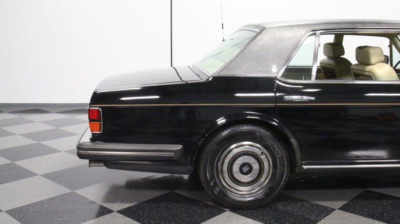 1988 Rolls-Royce Silver Spur 31