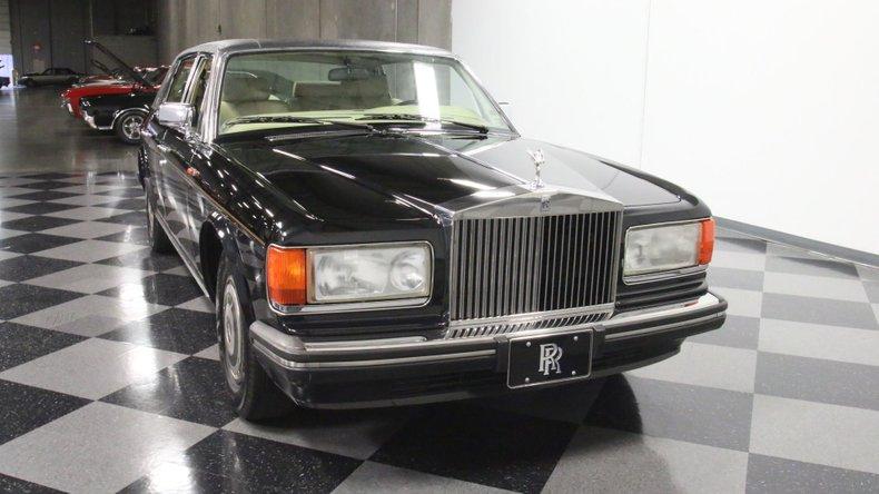 1988 Rolls-Royce Silver Spur 18