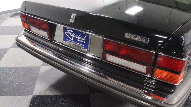 1988 Rolls-Royce Silver Spur 28