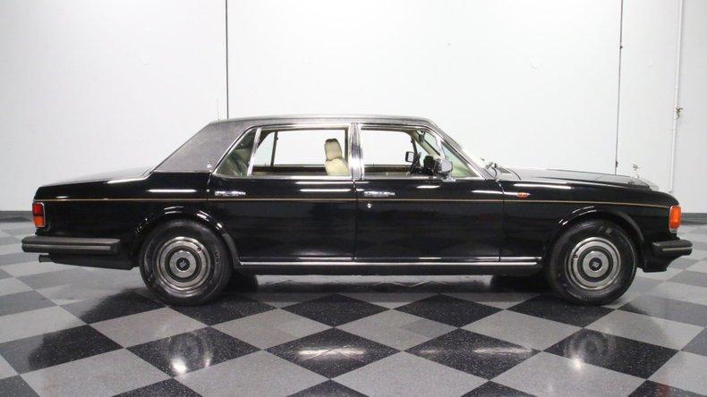 1988 Rolls-Royce Silver Spur 30