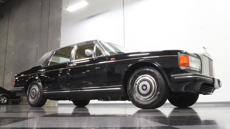 1988 Rolls-Royce Silver Spur 33