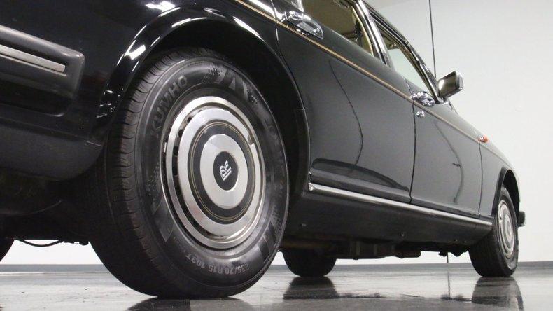 1988 Rolls-Royce Silver Spur 29