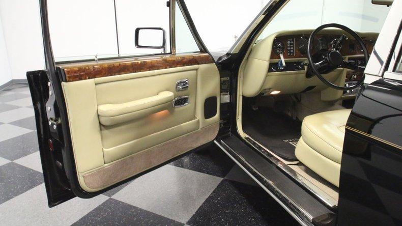 1988 Rolls-Royce Silver Spur 41
