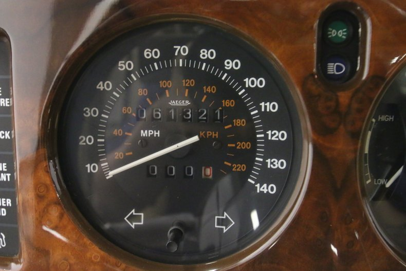 1988 Rolls-Royce Silver Spur 46