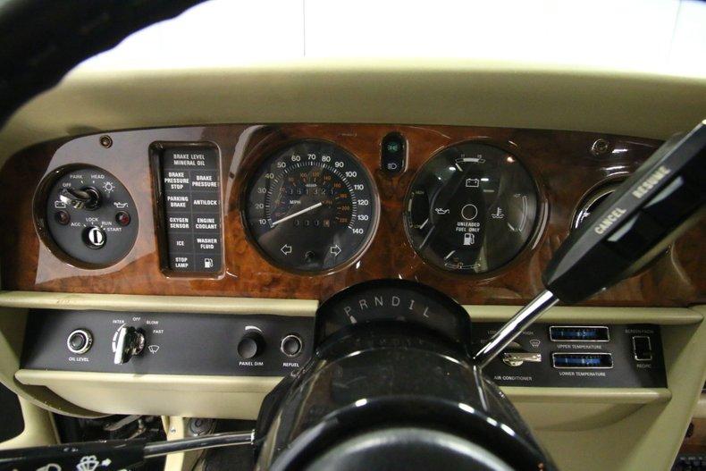 1988 Rolls-Royce Silver Spur 45