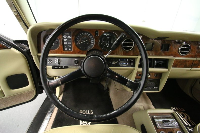 1988 Rolls-Royce Silver Spur 44