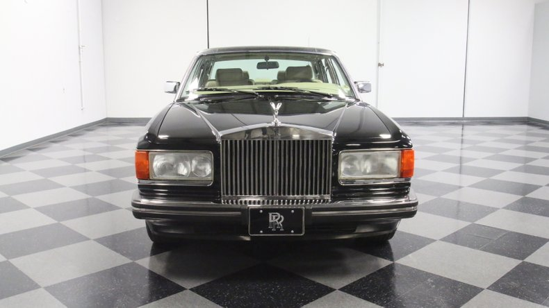 1988 Rolls-Royce Silver Spur 19