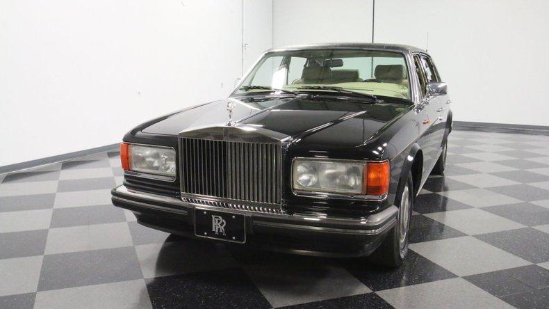 1988 Rolls-Royce Silver Spur 20