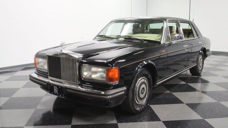 1988 Rolls-Royce Silver Spur 5