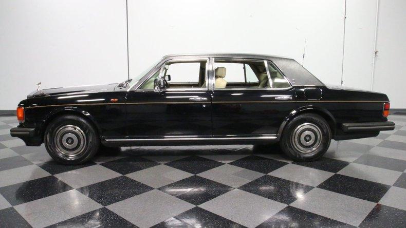 1988 Rolls-Royce Silver Spur 7