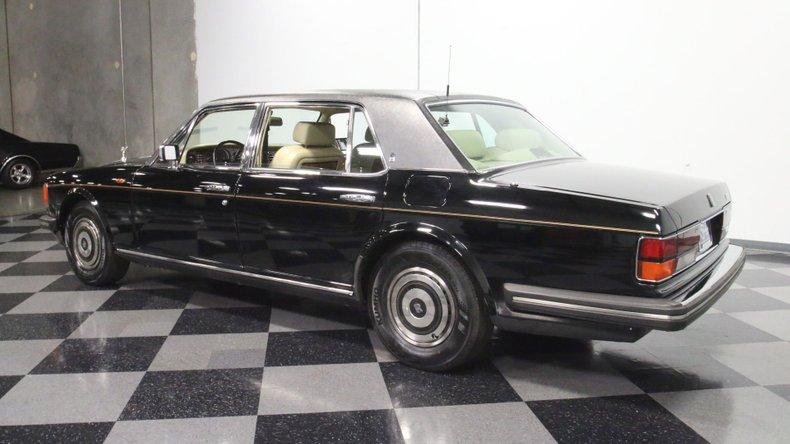 1988 Rolls-Royce Silver Spur 8
