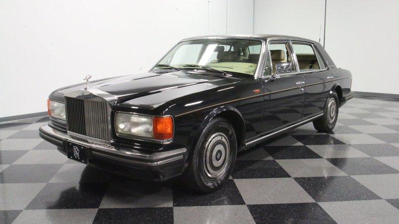 1988 Rolls-Royce Silver Spur 21
