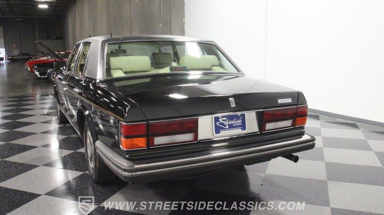 1988 Rolls-Royce Silver Spur 10