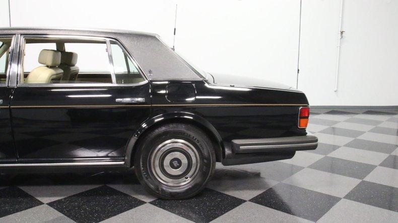 1988 Rolls-Royce Silver Spur 25