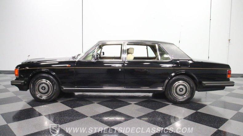 1988 Rolls-Royce Silver Spur 2
