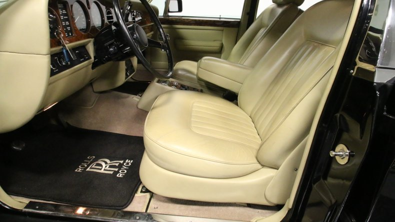 1988 Rolls-Royce Silver Spur 4