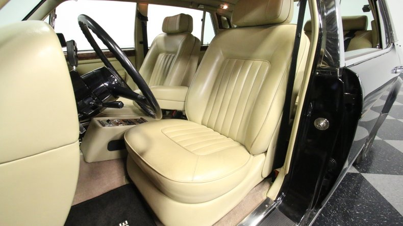 1988 Rolls-Royce Silver Spur 48