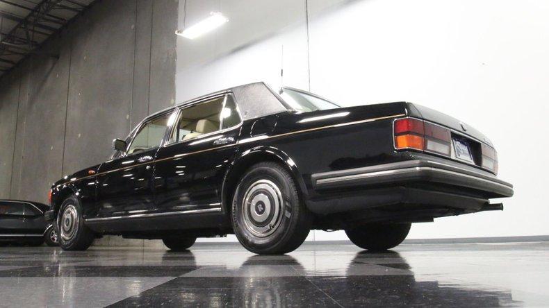 1988 Rolls-Royce Silver Spur 26