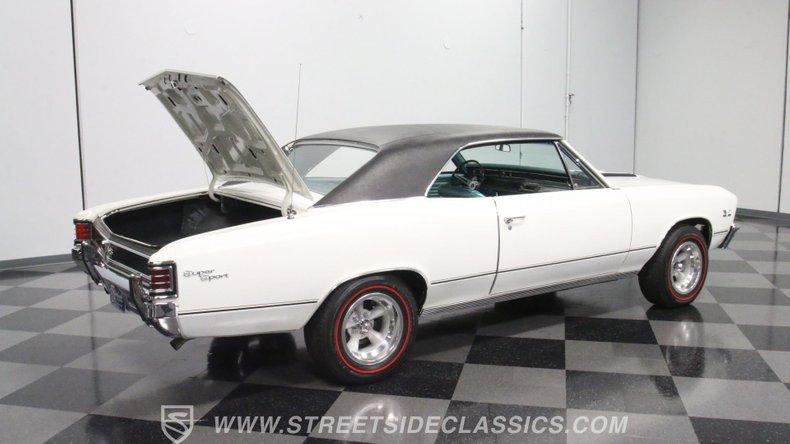 1967 Chevrolet Chevelle 37