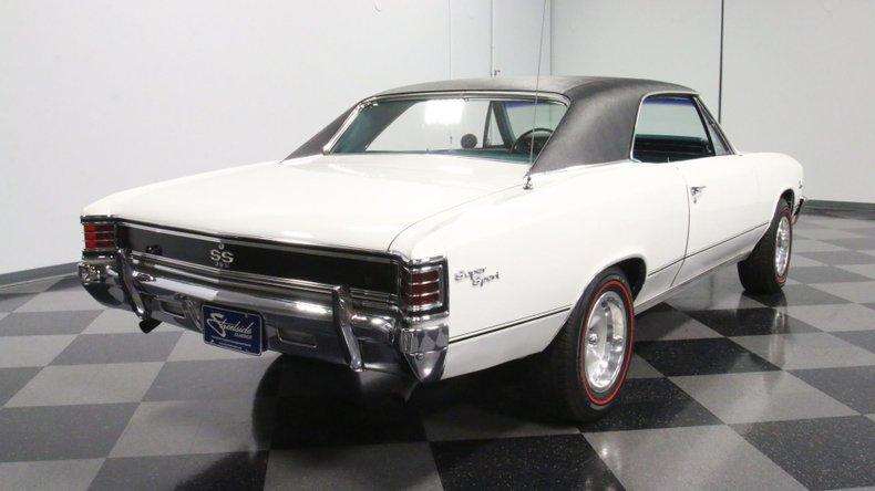 1967 Chevrolet Chevelle 13