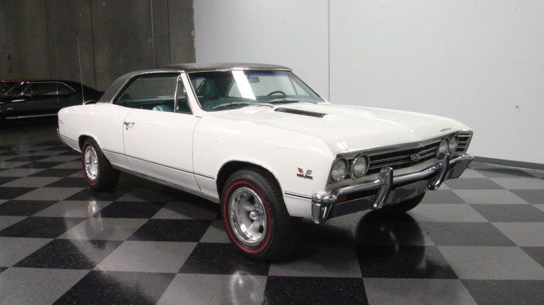 1967 Chevrolet Chevelle 17