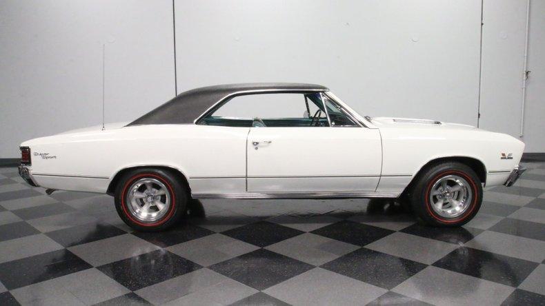 1967 Chevrolet Chevelle 30