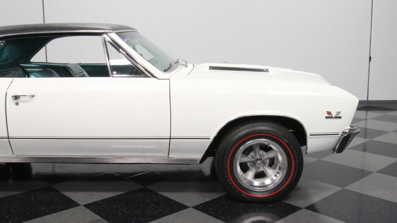 1967 Chevrolet Chevelle 32