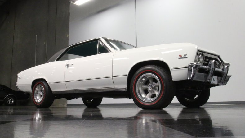 1967 Chevrolet Chevelle 33