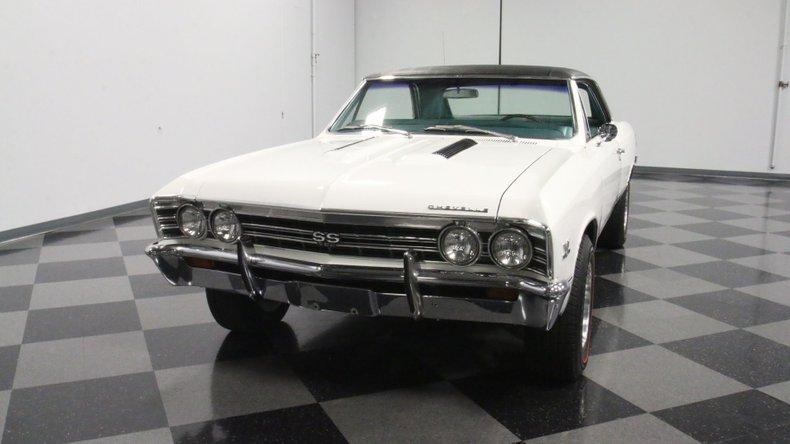 1967 Chevrolet Chevelle 20