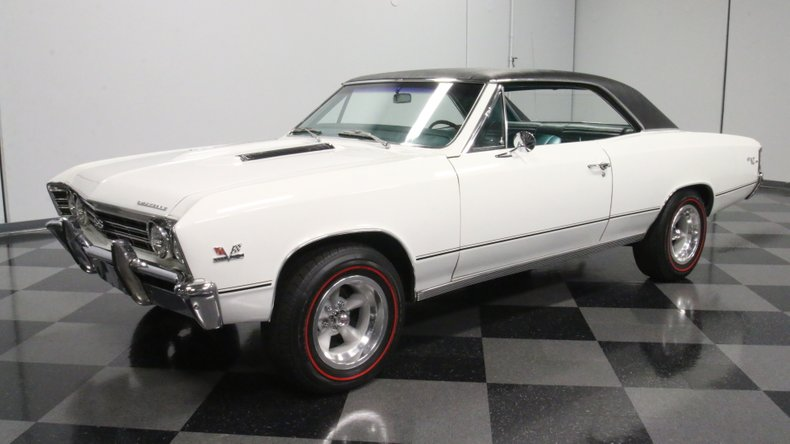 1967 Chevrolet Chevelle 6