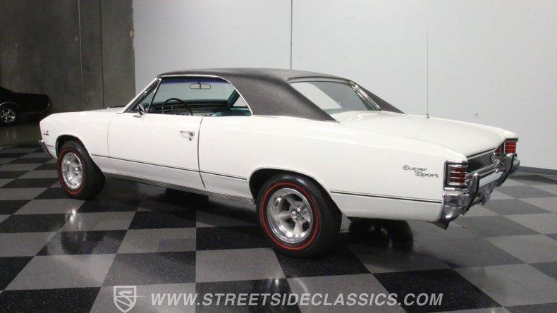 1967 Chevrolet Chevelle 8