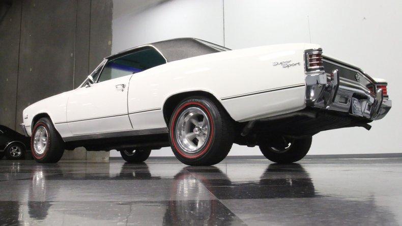 1967 Chevrolet Chevelle 26