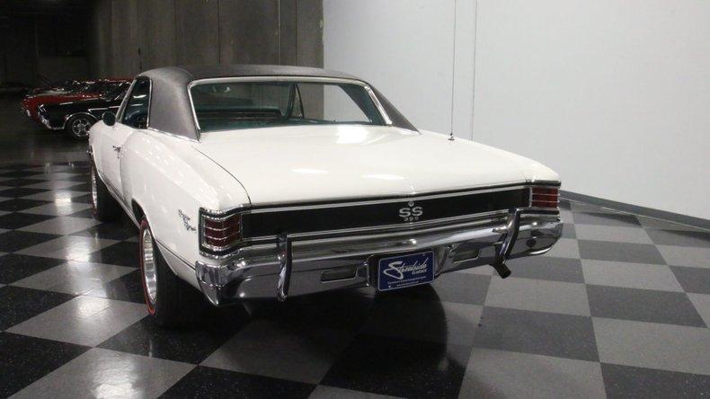 1967 Chevrolet Chevelle 10
