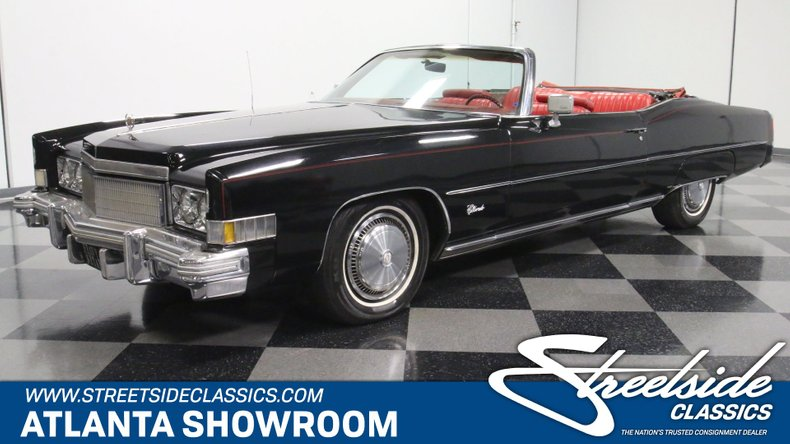 For Sale: 1974 Cadillac Eldorado