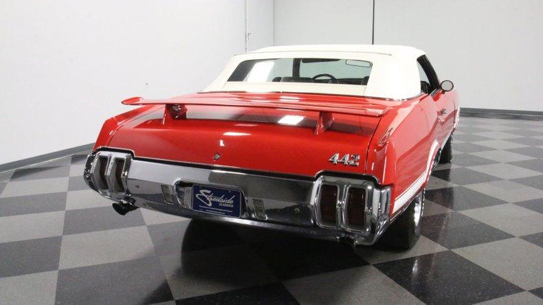 1970 Oldsmobile 442 12