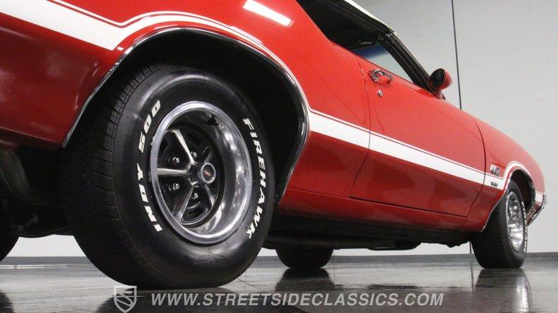 1970 Oldsmobile 442 29