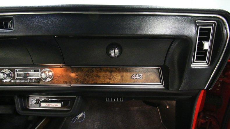 1970 Oldsmobile 442 56
