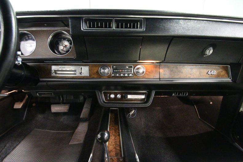1970 Oldsmobile 442 50