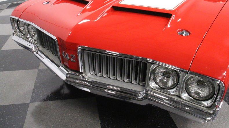 1970 Oldsmobile 442 22