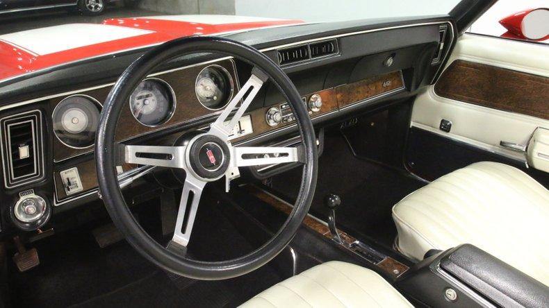 1970 Oldsmobile 442 43