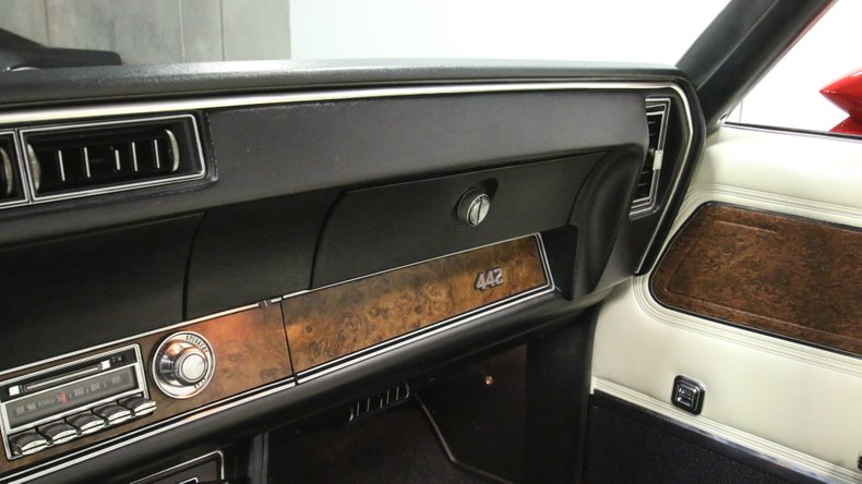 1970 Oldsmobile 442 47