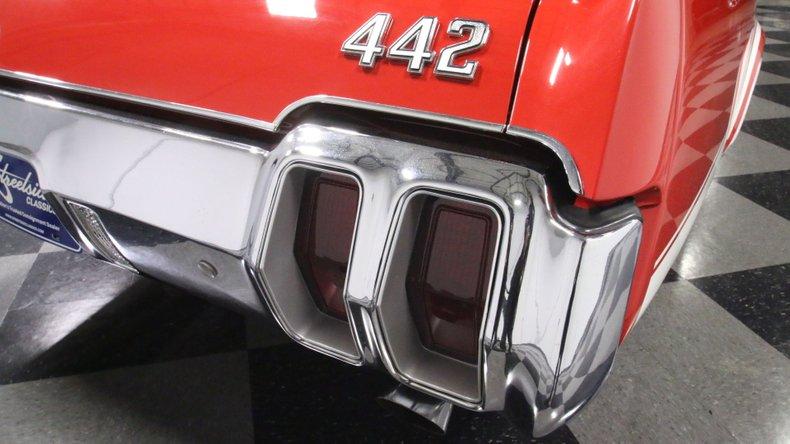 1970 Oldsmobile 442 69