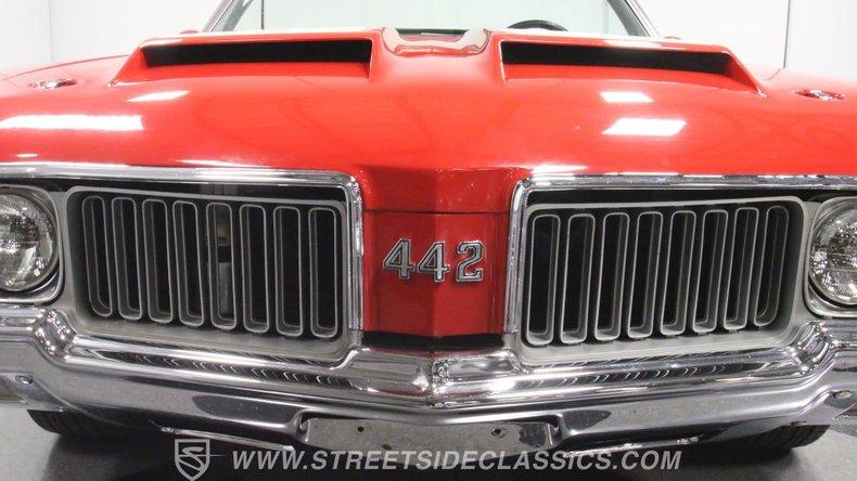 1970 Oldsmobile 442 71