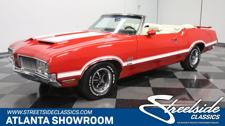 a36168d1 1970 Oldsmobile 442 for sale #124317 | MCG